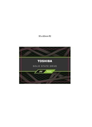 "Toshiba Ocz 2.5"" 240Gb Tr200 Ssd 555/540Mb/Sn 3Y Renkli"